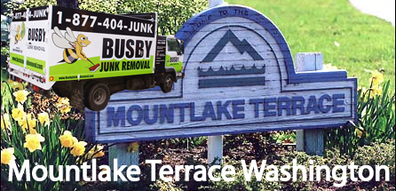 mountlake terrace wa junk removal