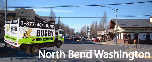 north bend wa junk removal