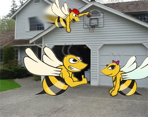 Residential Waste Bees